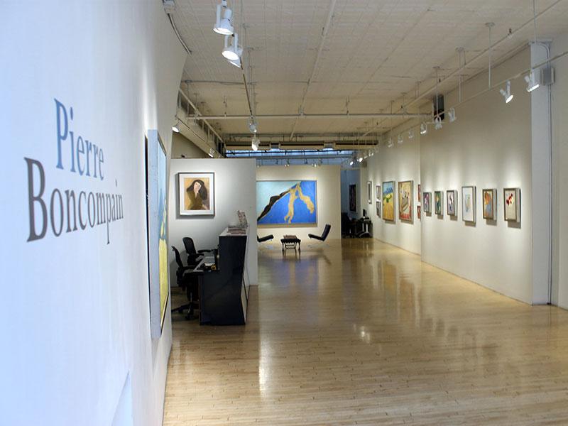 Installation Expo Franklin Bowles 2019