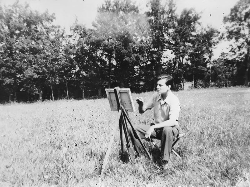 Pierre Boncompain - 1950