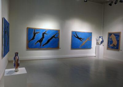 Pierre Boncompain - Exposition Montélimar