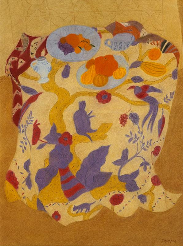 Pierre Boncompain - L'arbre de vie