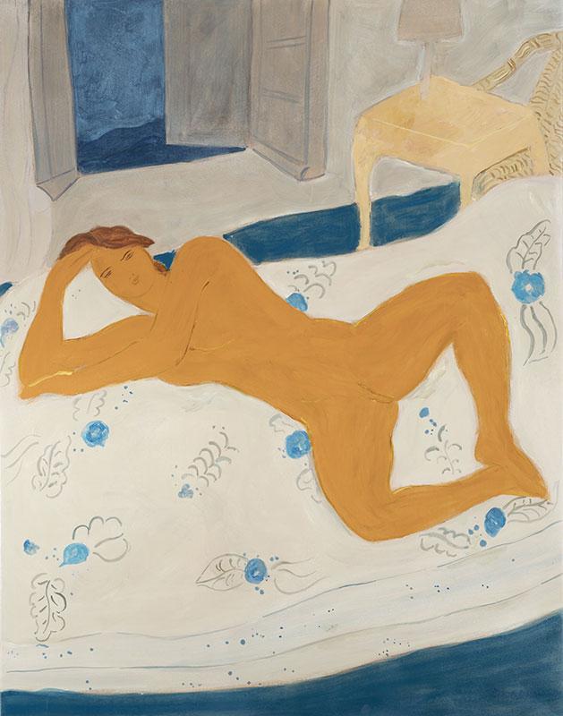 Pierre Boncompain - La chambre d'été