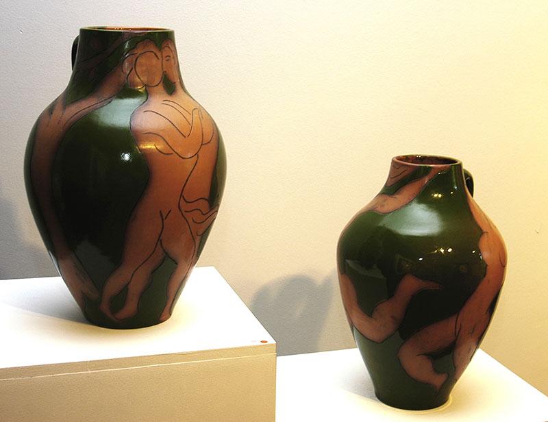 Pierre Boncompain - Vases Cantique des cantiques