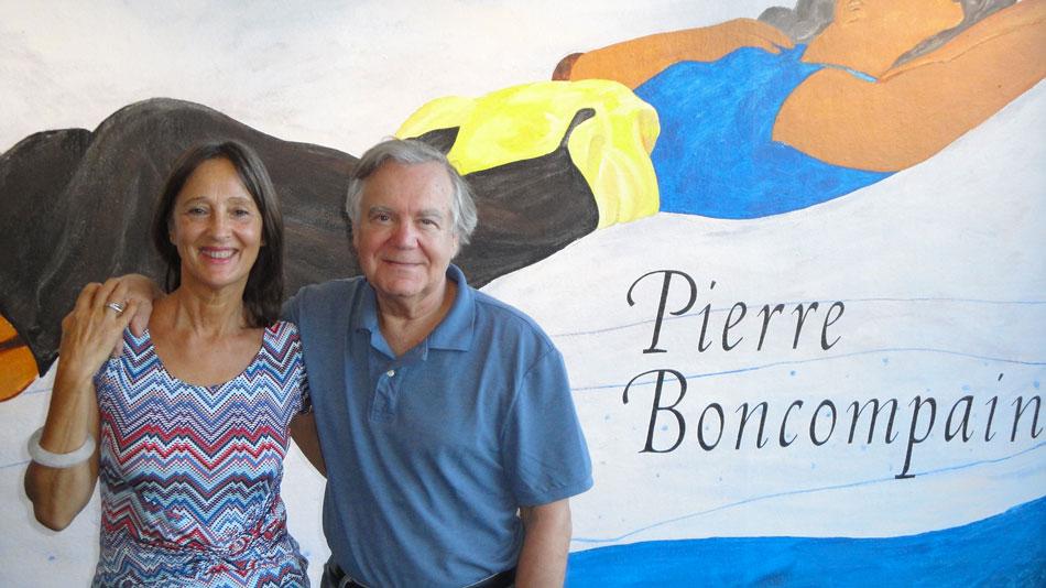 Pierre et Colette Boncompain