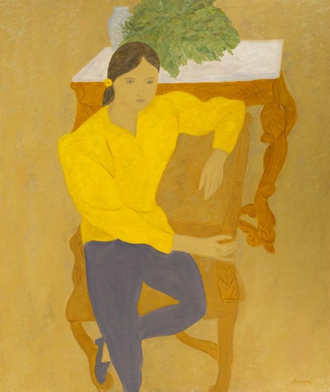 Pierre Boncompain - Le casaquin jaune